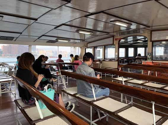 スターフェリー(天星小輪/Star Ferry)