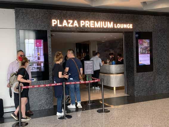 プラザ・プレミアム・ラウンジ(Plaza Premium Lounge)