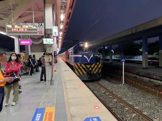 ファンリャオ駅(枋寮站/Fangliao Station)
