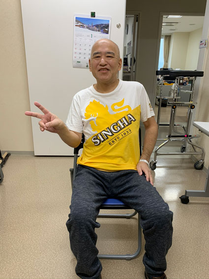 戸塚共立リハビリテーション病院の理容サービス