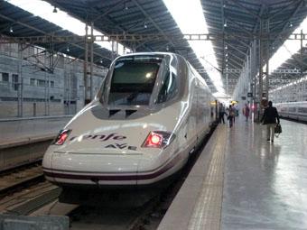 マラガ・マリア・サンブラーノ駅(Malaga Maria Zambrano Station)