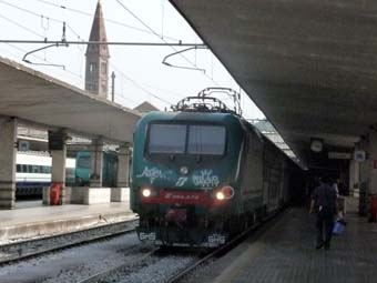 フィレンツェ・サンタ・マリア・ノヴェッラ駅