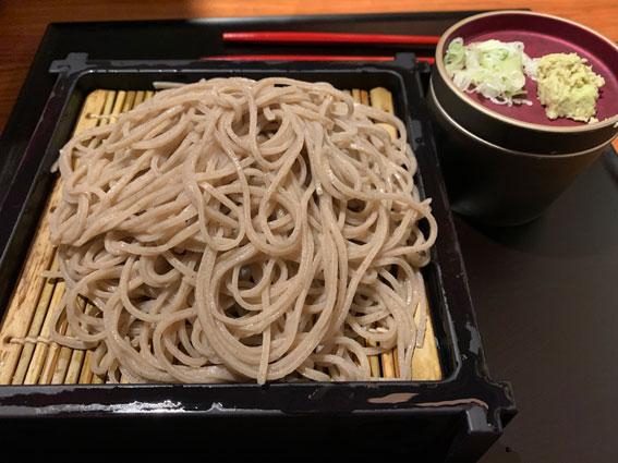 蕎麦 蘇枋(すおう)