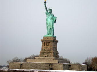 自由の女神像(Statue of Liberty)