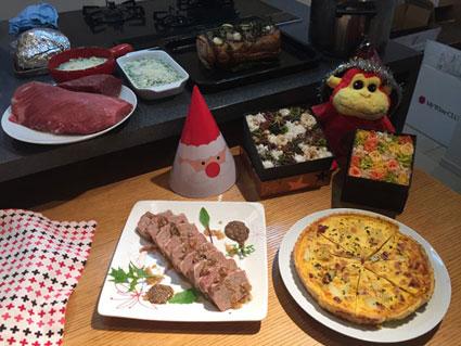 ラバ吉(Lovers Kitchen)クリスマスパーティー