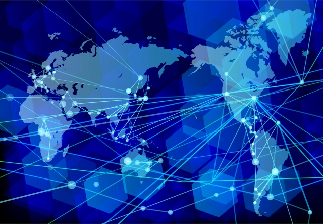 グローバル化する世界