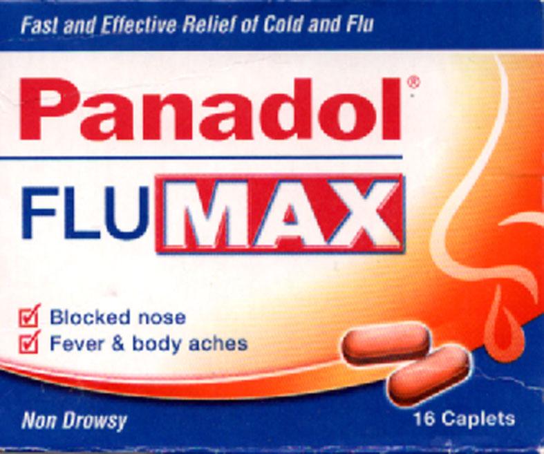 Panadol Flu Max