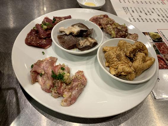 横濱焼肉食堂