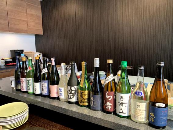 美味い肴と日本酒の会