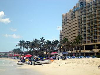 シェラトン・ナッソー・ビーチリゾート&カジノ(Sheraton Nassau Beach Resort & Casino)