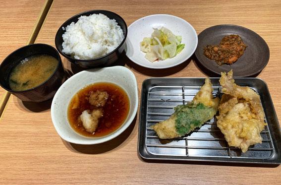 博多天ぷらたかお ジョイナステラス二俣川店