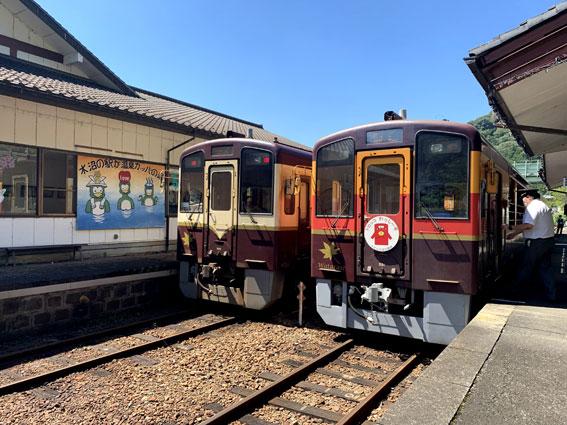 わたらせ渓谷鉄道 水沼駅