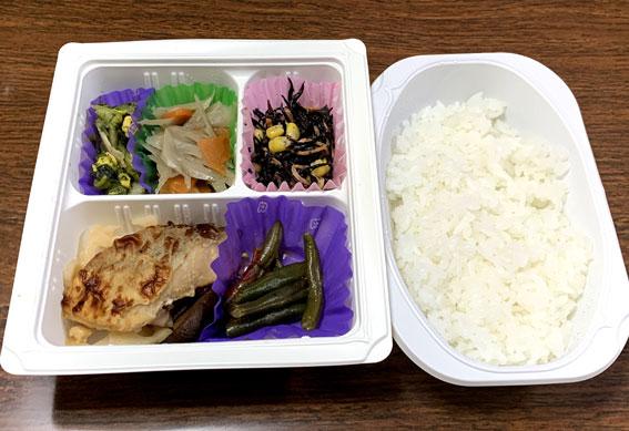 武蔵野フーズ 在宅療養食