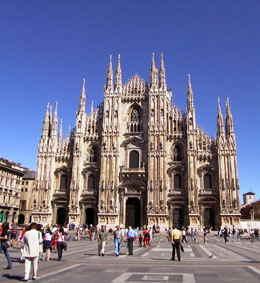 ミラノ・ドゥオーモ(Duomo di Milano)