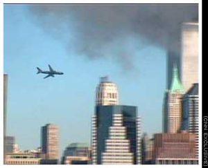 2001年9月11日 米国中枢同時テロの瞬間